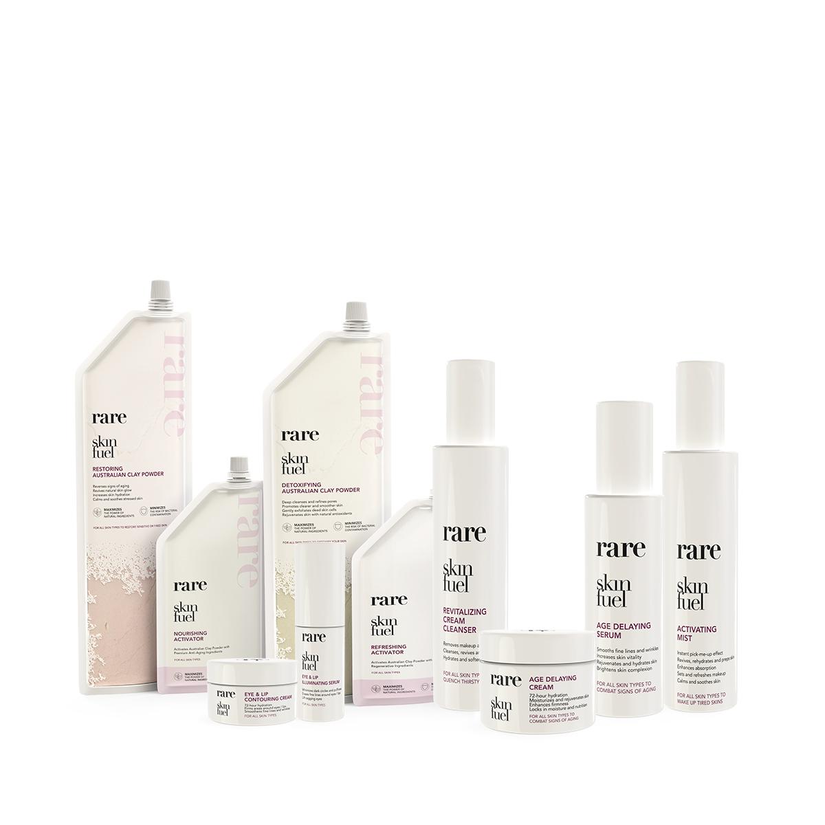 Glorifying Kit-RARE SkinFuel