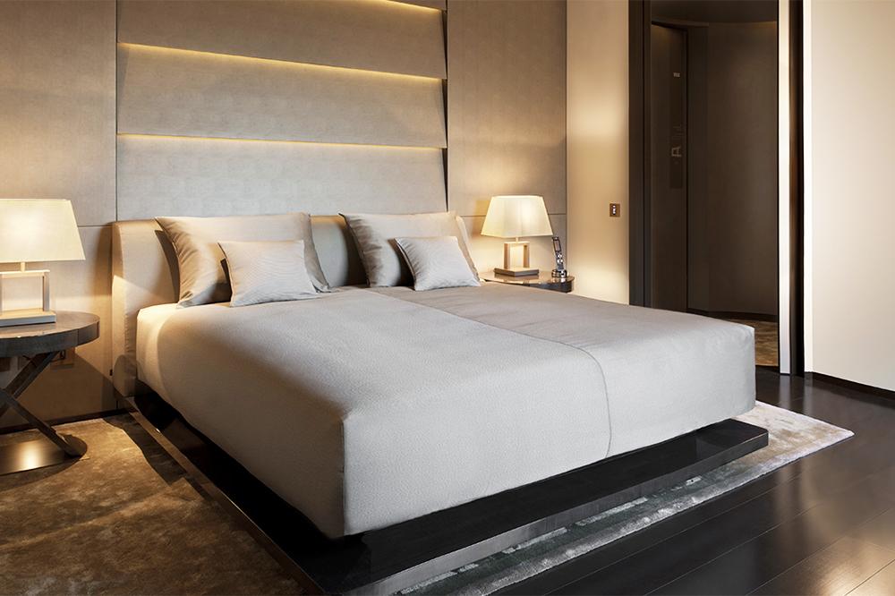 阿瑪尼米蘭酒店ArmaniDeluxeRoom