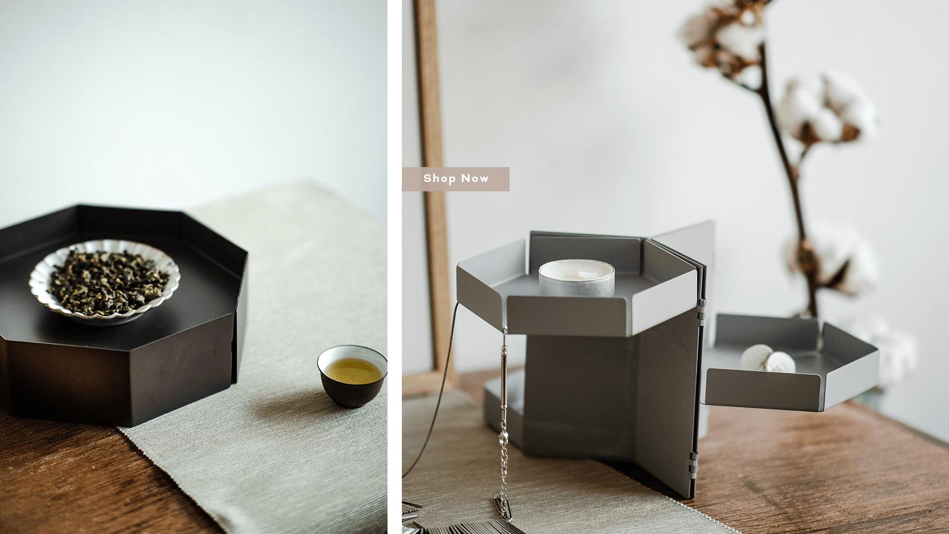 柒木設計 多寶閣收納盒