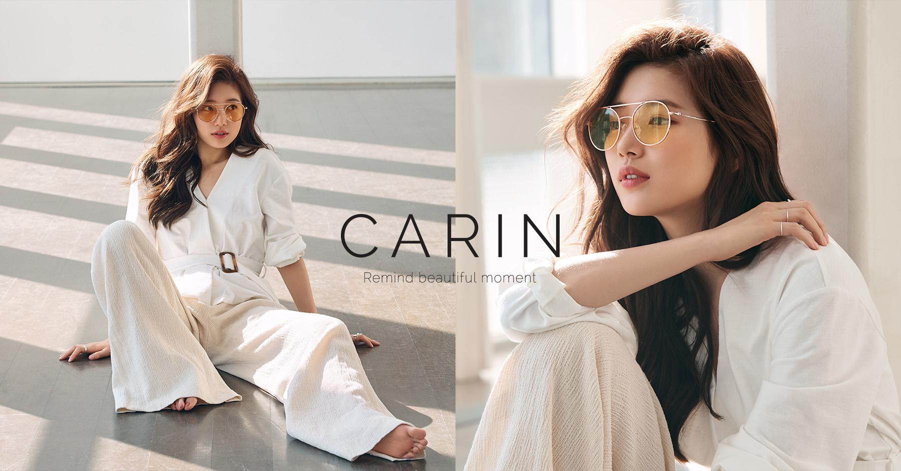 韓國CARIN墨鏡秀智代言|韓劇《浪客行》又譯《浪行驚爆點》同款墨鏡