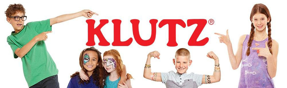 klutz, 遊戲書