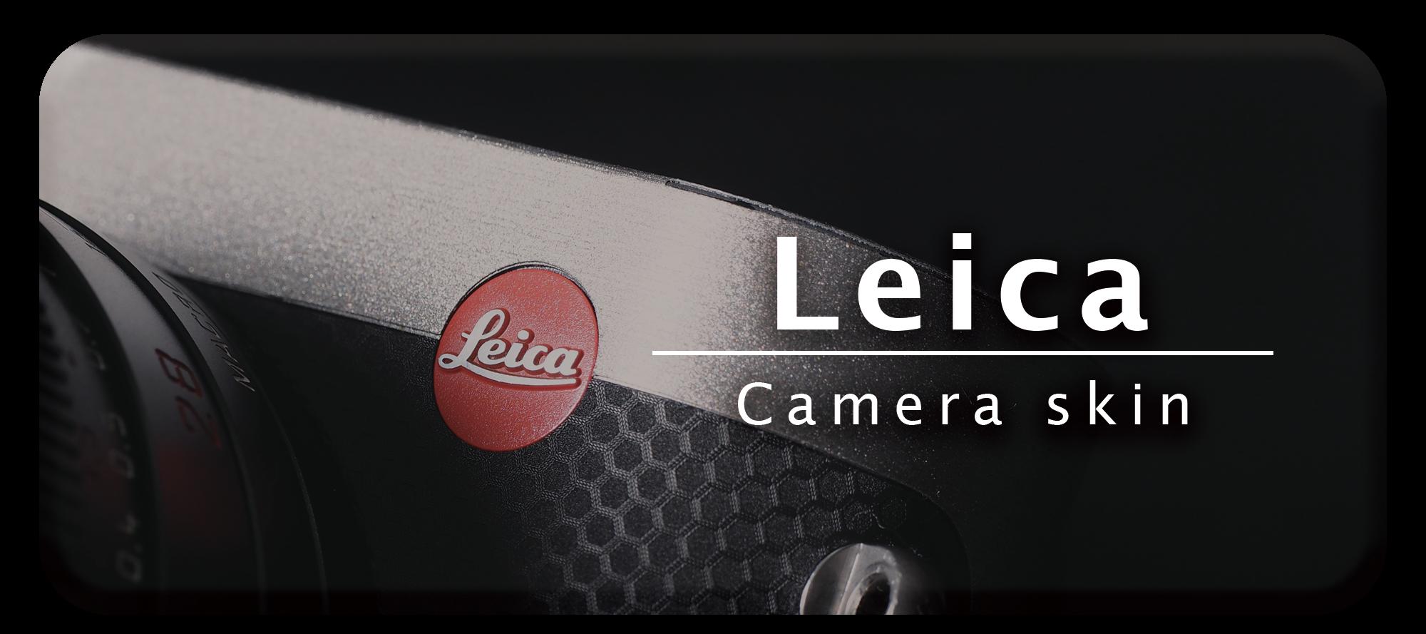 LEICA Camera skin