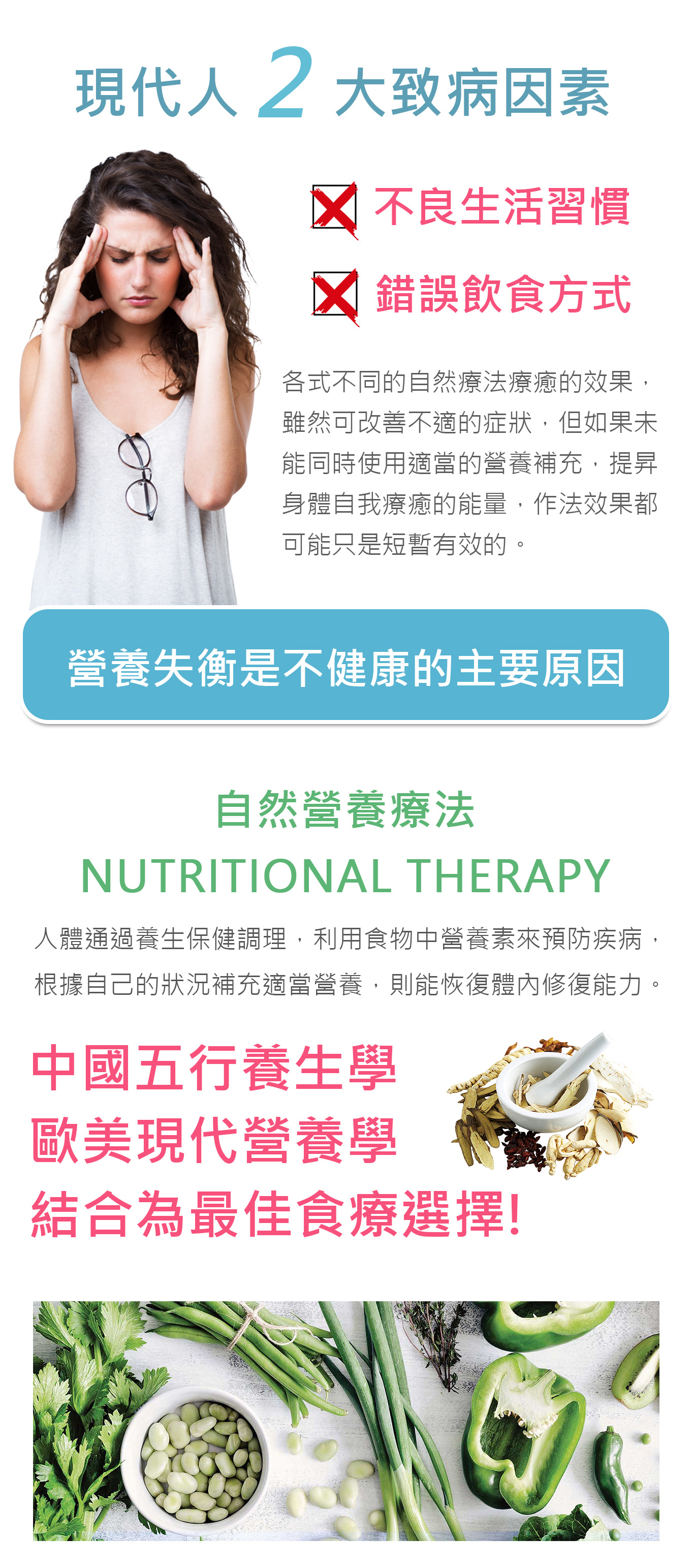 完全營養素自然營養療法