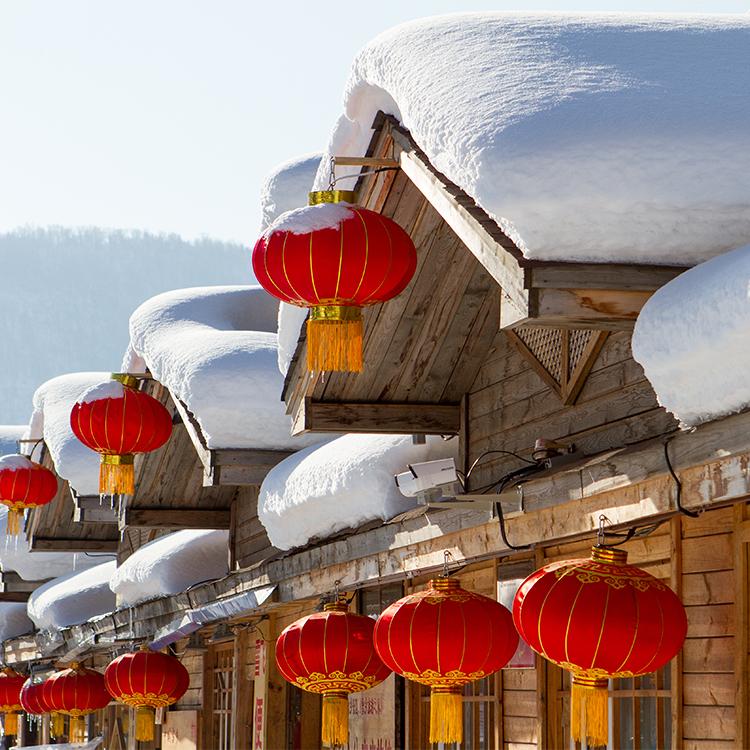 中國哈爾濱雪鄉俄羅斯海參崴旅遊