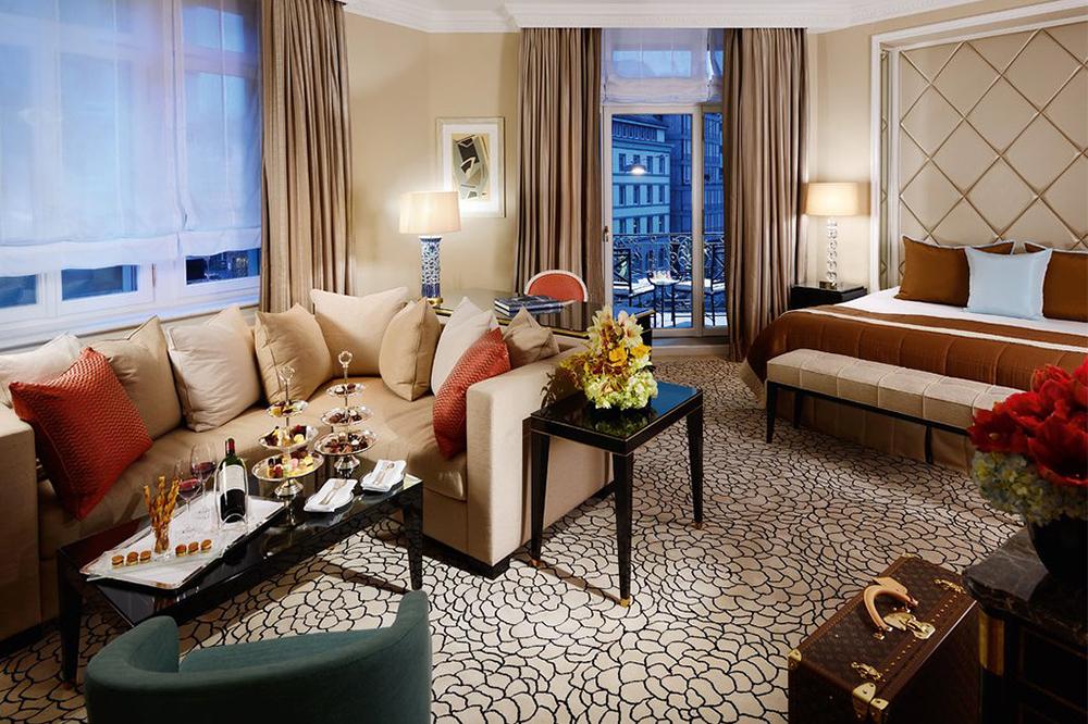 巴爾拉克酒店標準套房bauraulacJuniorSuite