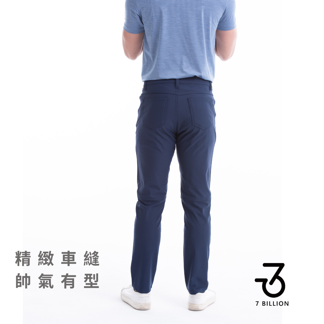 7 Billion 綺時藝黑褲推薦, 專利機械彈力褲上班穿搭有型好看又舒適