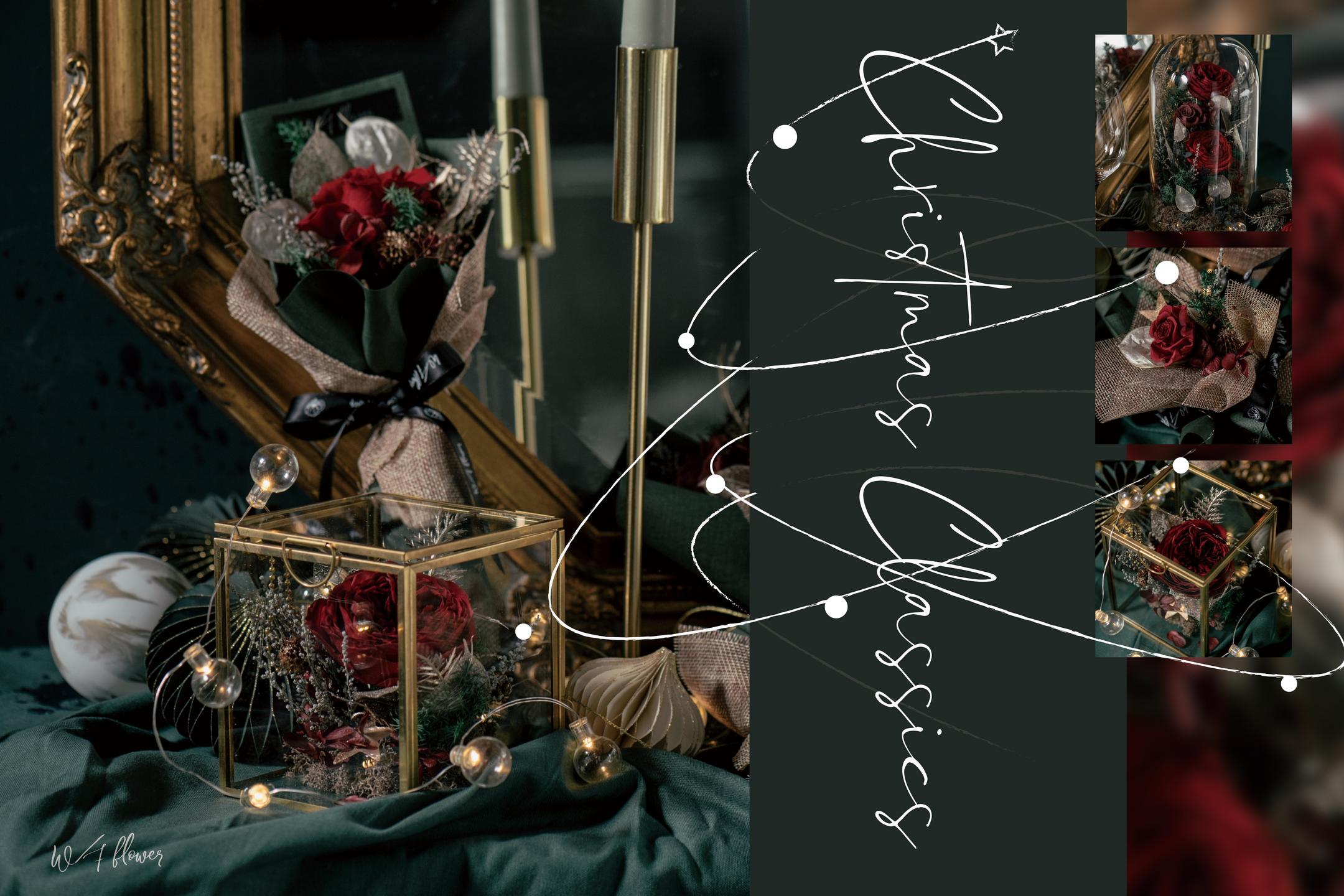 W/F 聖誕企劃 - 聖誕經典系列