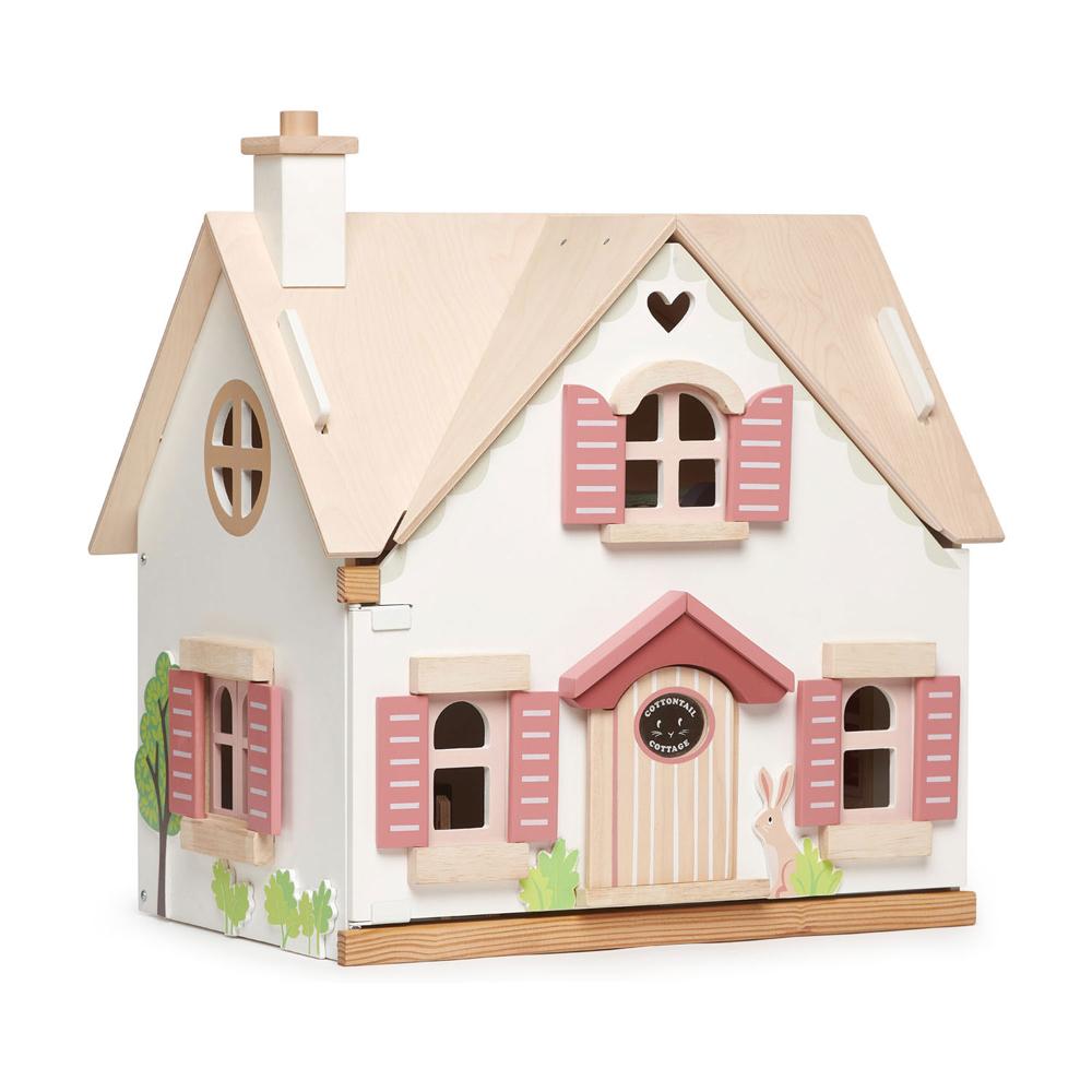 棉尾兔溫馨小屋