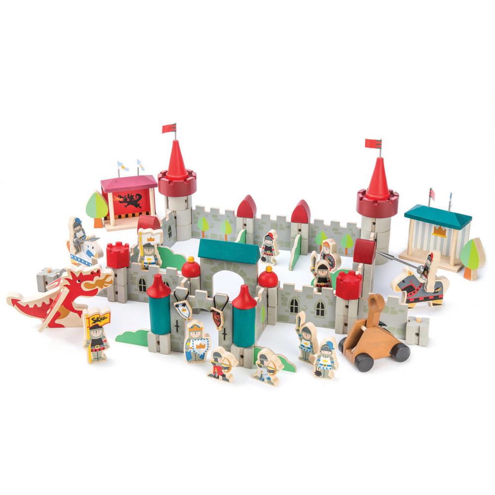皇家騎士城堡建構組