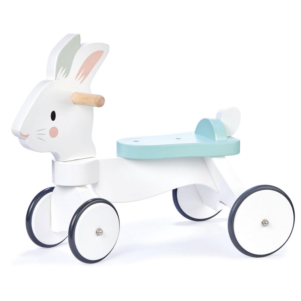 跑跑小兔四輪車