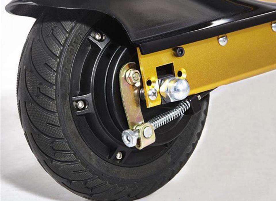 電動滑板車後輪胎紋