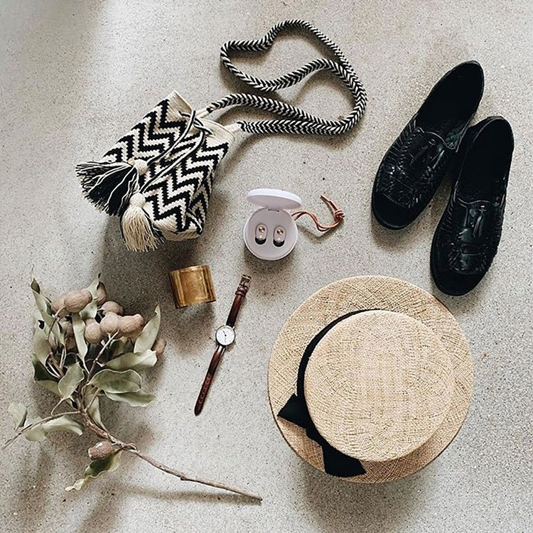 guanabana,wayuu包,孫芸芸,韓星同款,編織包,水桶包,聖誕節,交換禮物,禮物,閨蜜