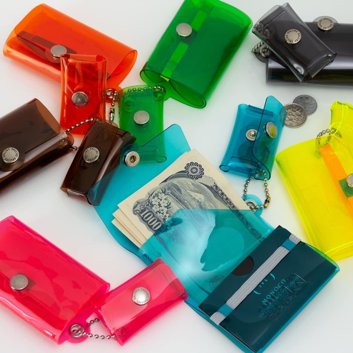 sallies,迷你錢包,果凍包,錢包,錢夾,交換禮物