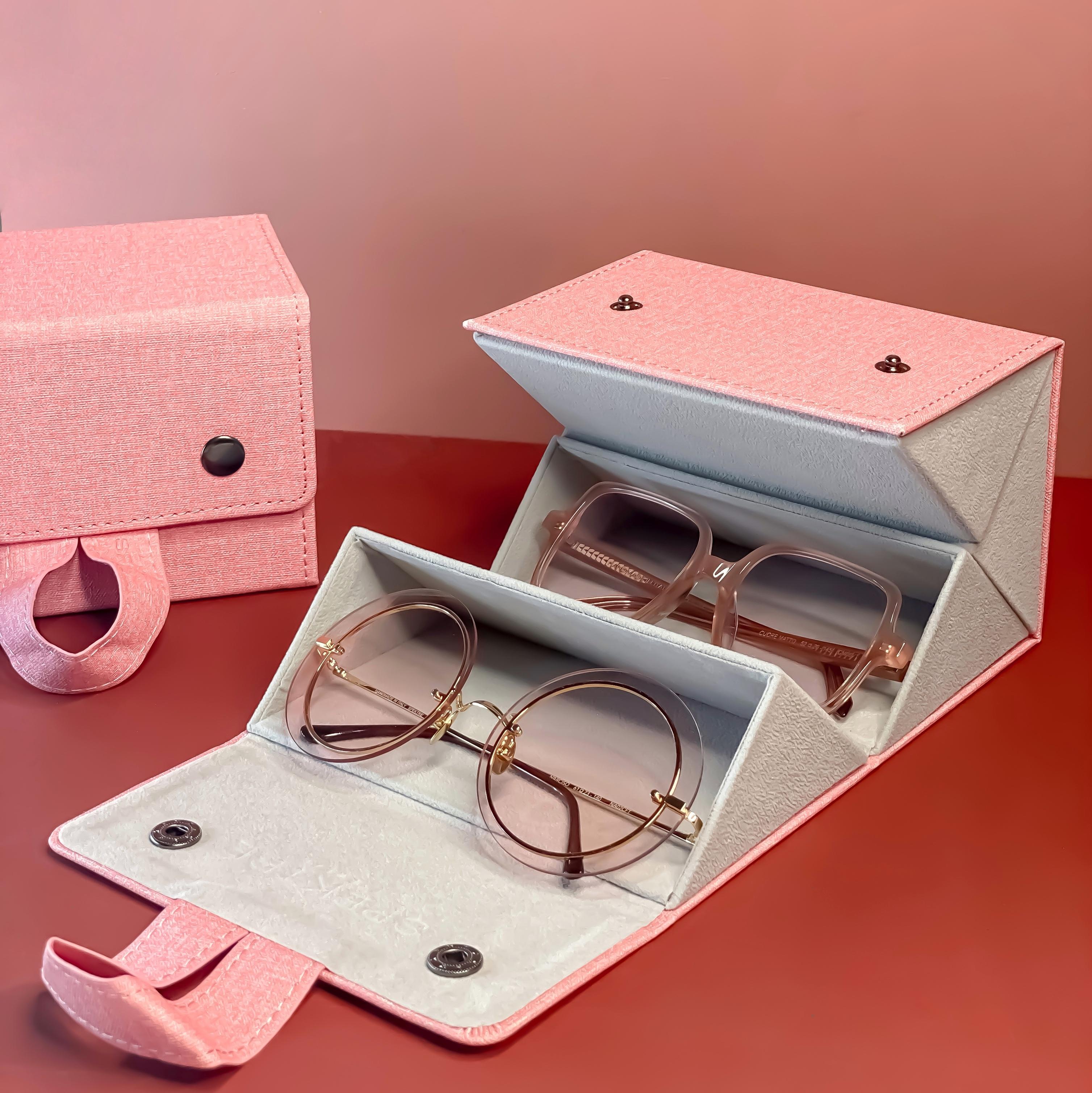 Design Case for four glasses