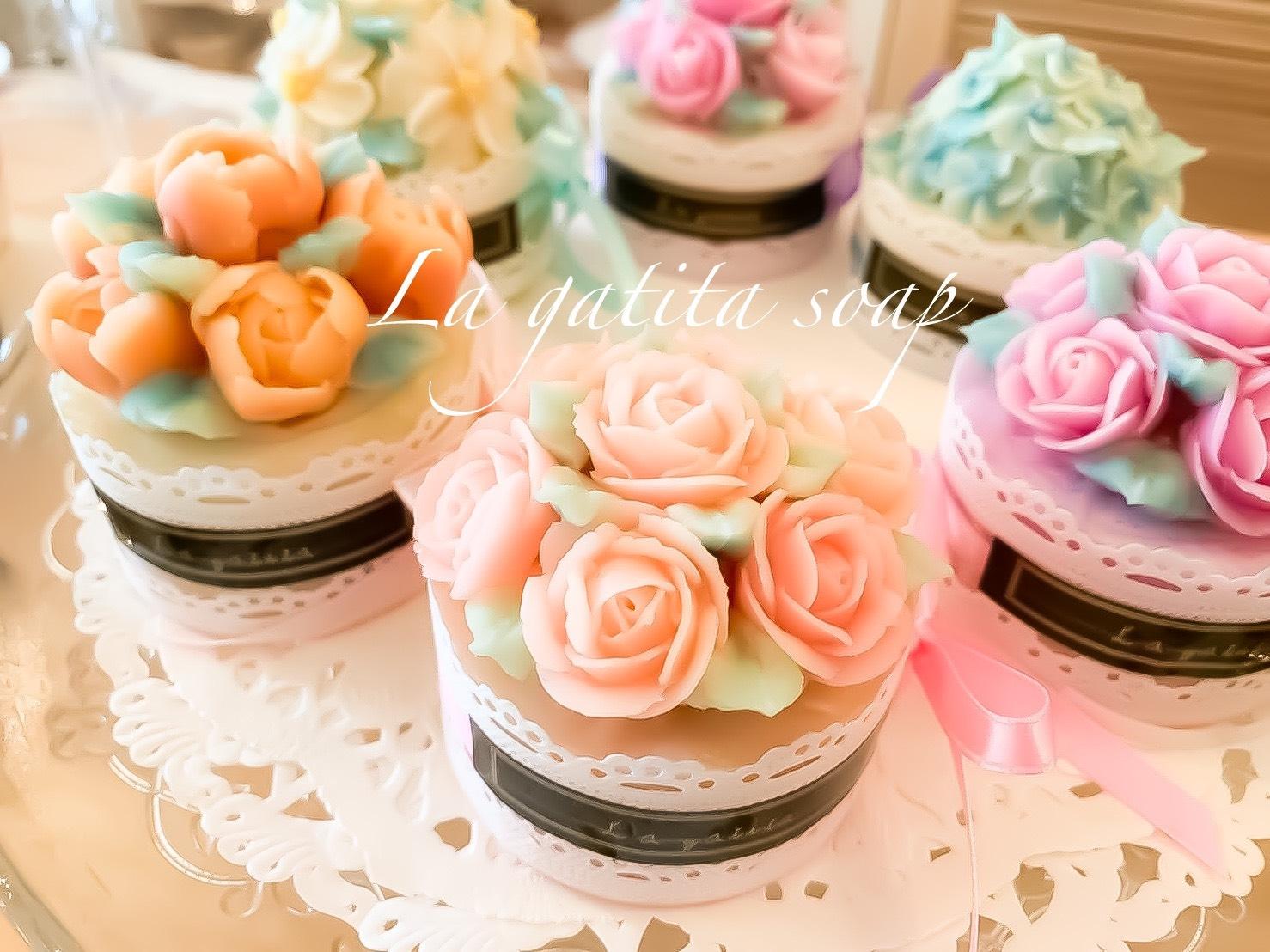 禮物,手工皂禮盒,韓式裱花手工皂,聖誕禮物,婚禮皂