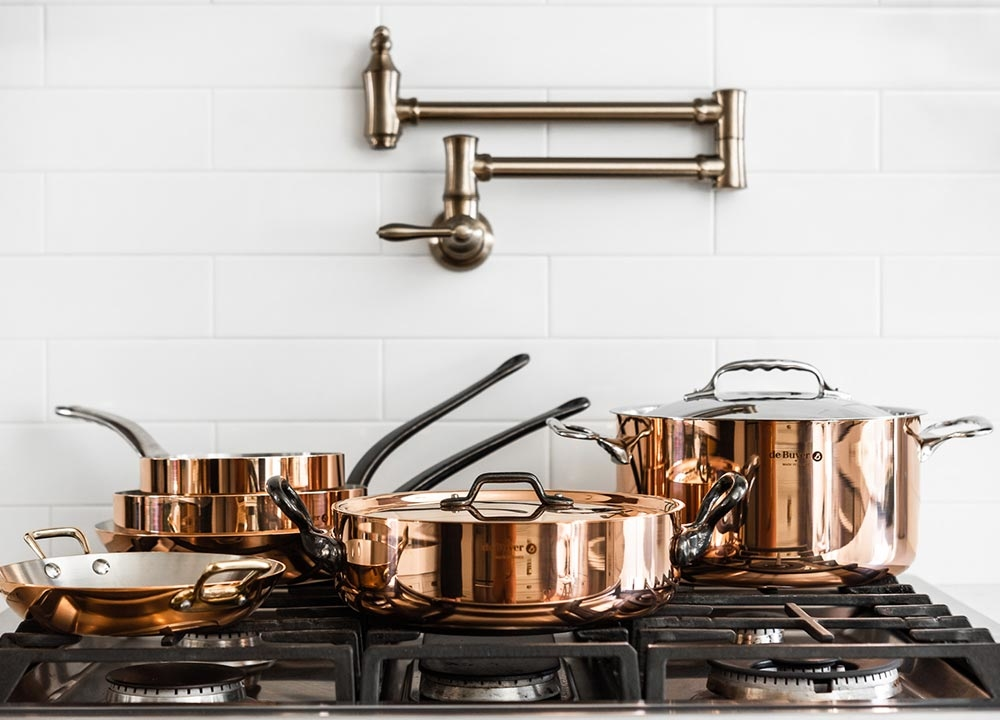 de Buyer, French cookware for the chefs and cuisine amateurs