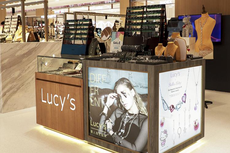 Lucy's A13開幕慶