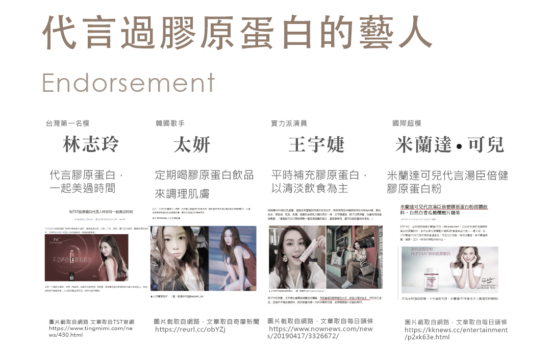 林志玲、太妍、王宇婕都使用膠原蛋白來維持肌膚的Q彈-簡單入喉膠原蛋白防彈拿鐵咖啡