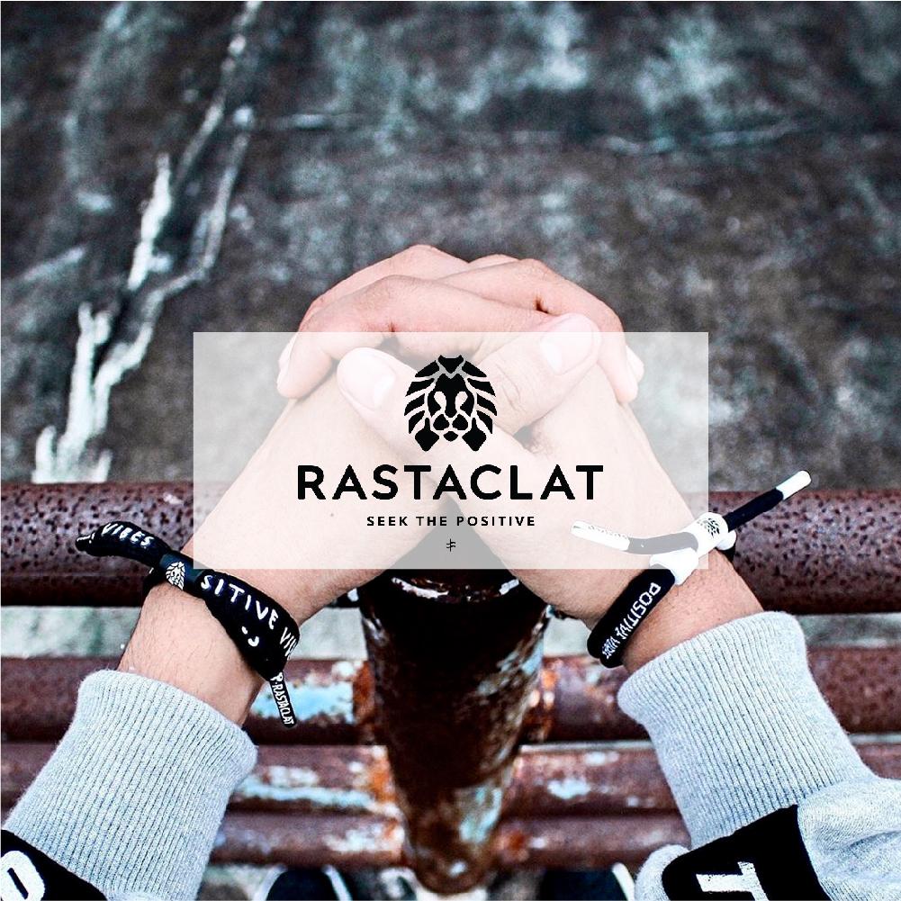 Rastaclat 雷獅特手環