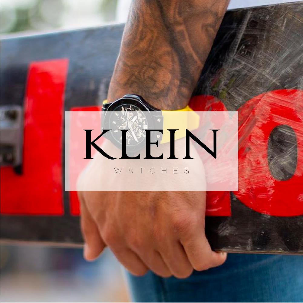 Klein 入門款機械錶