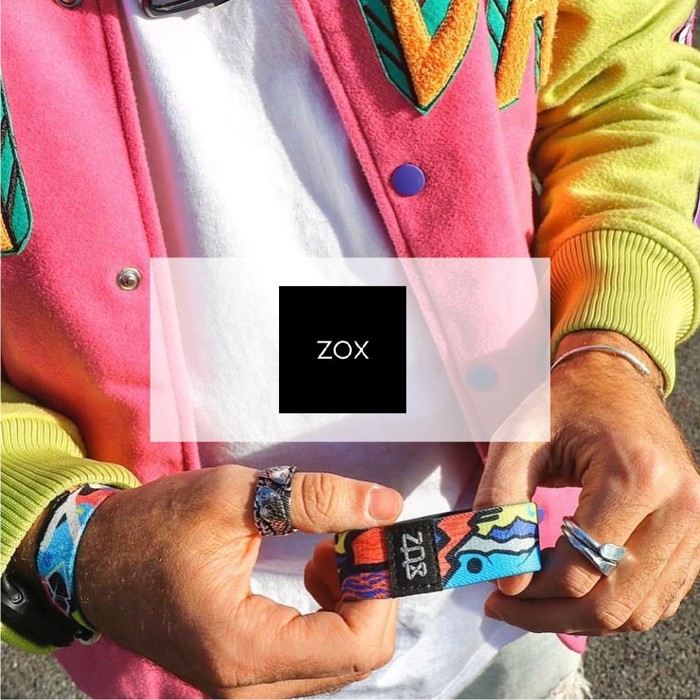ZOX 激勵手環