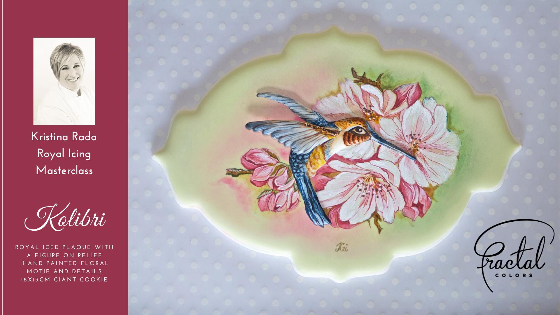 Kristina Rado Masterclass - Kolibri
