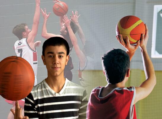 FLS籃球訓練營。