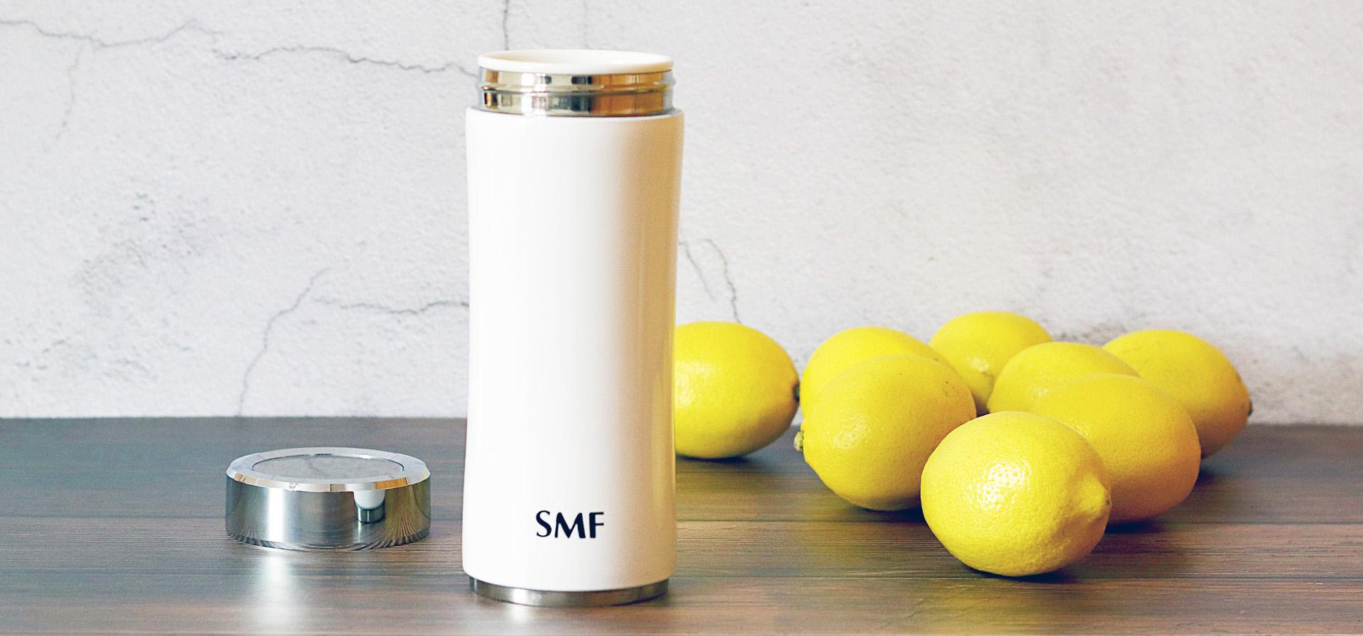 陶瓷保溫杯推薦SMF骨瓷保溫杯
