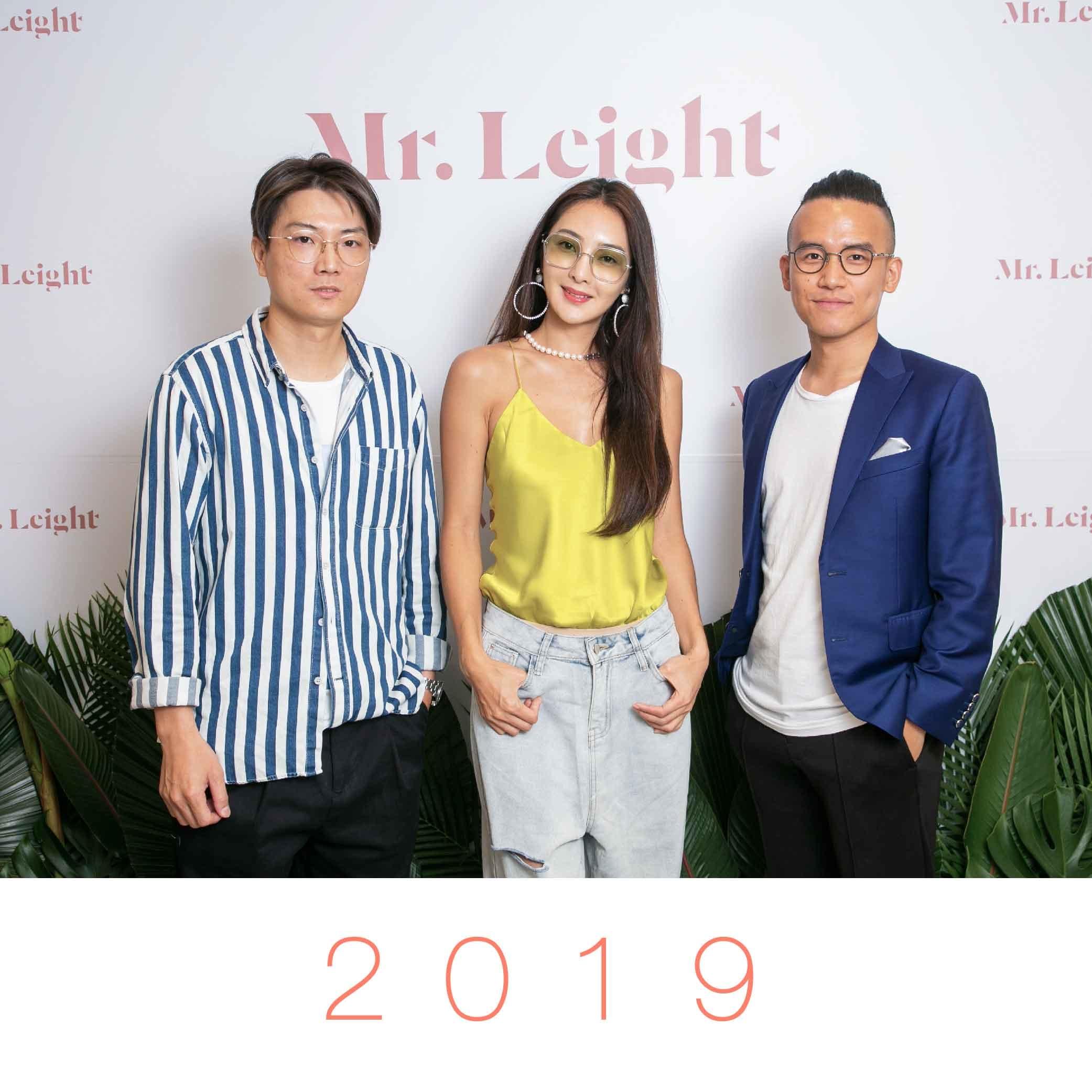2019 Mr. Leight