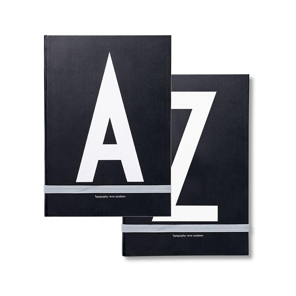 Design Letters AJ 筆記本