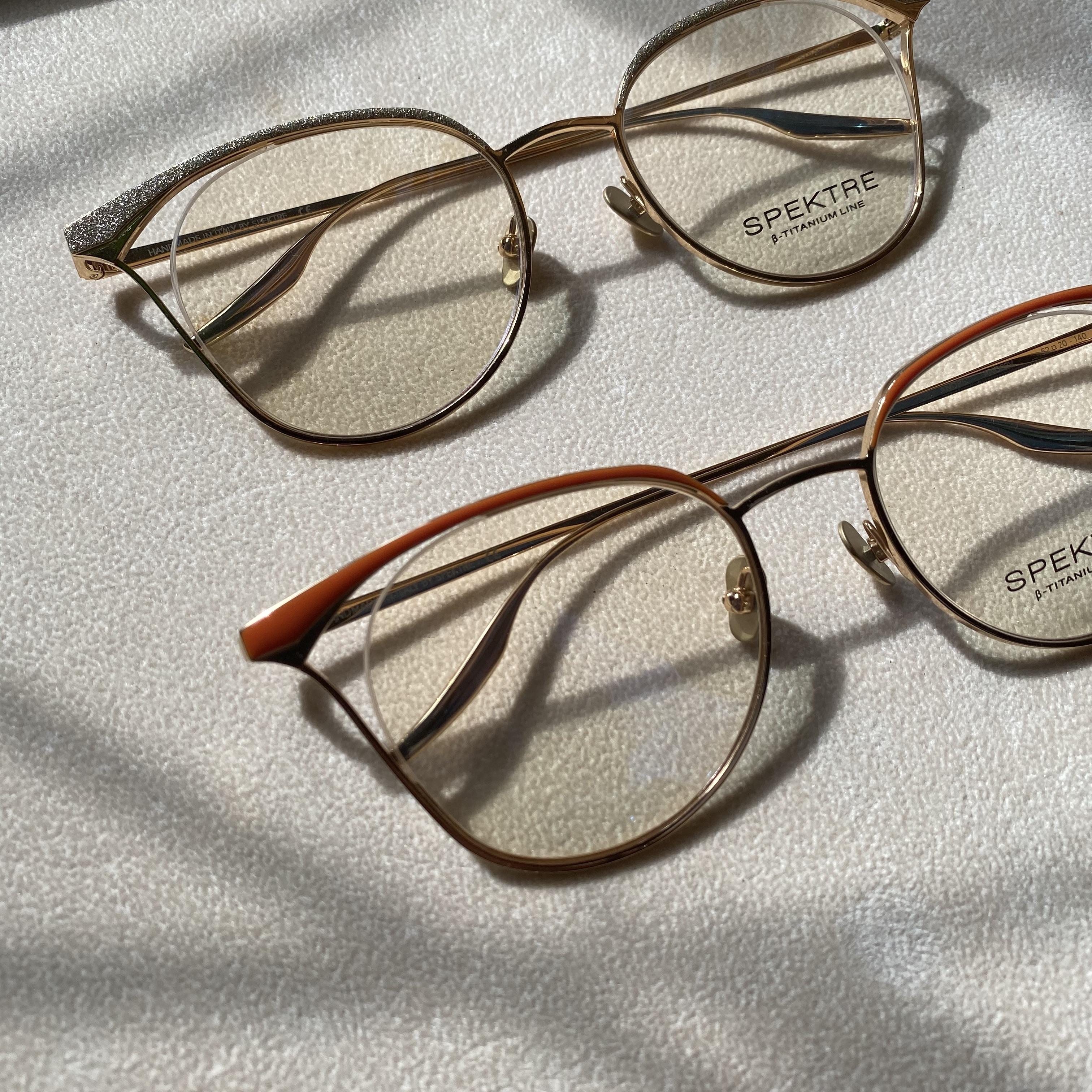 Glasses Titanium Collection