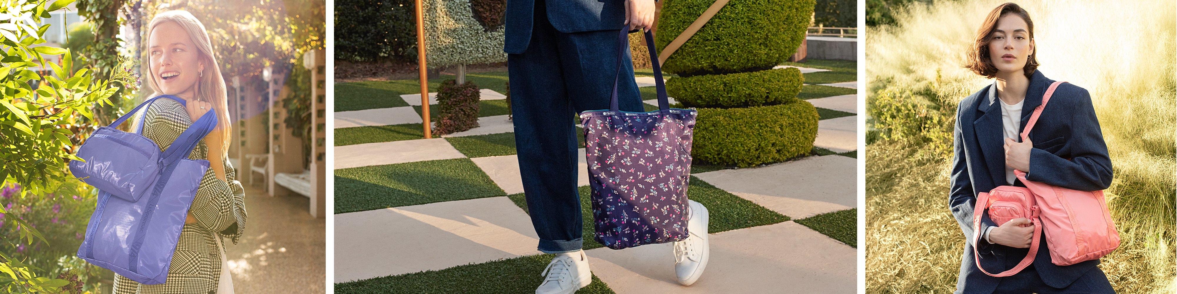 lesportsac 尼龍輕量日常手提包