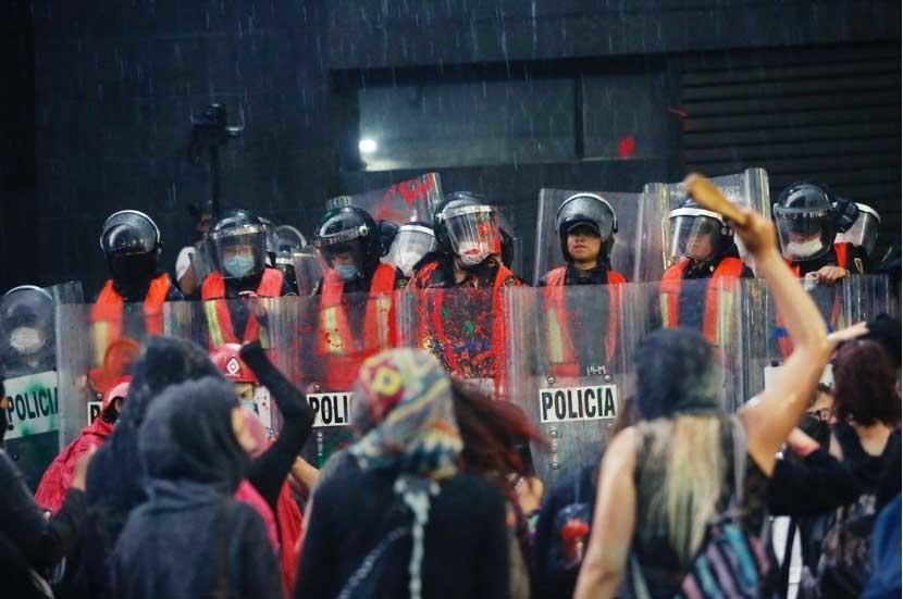 殺女之國的哭吼-墨西哥