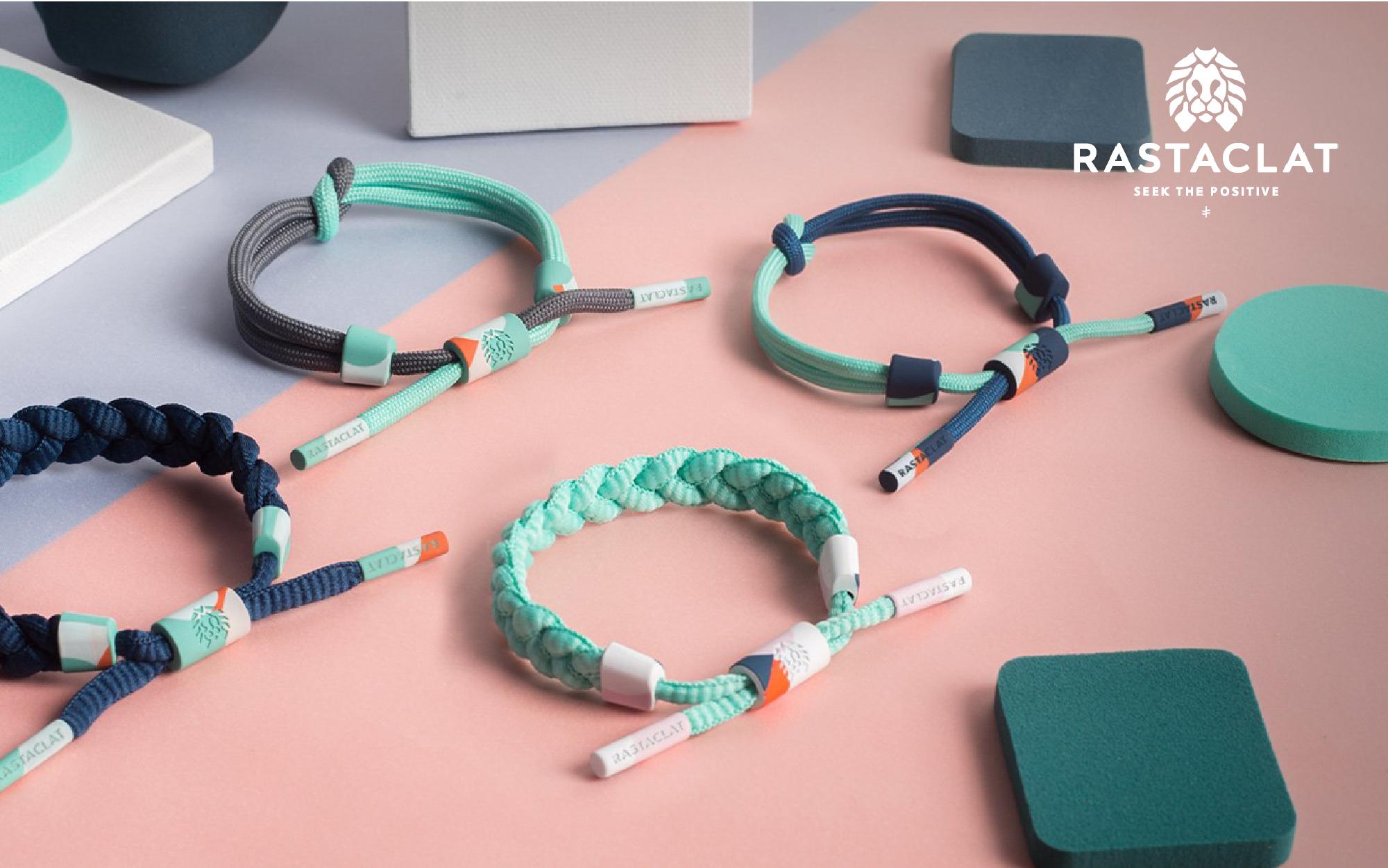Rastaclat 雷獅特手環新品上市