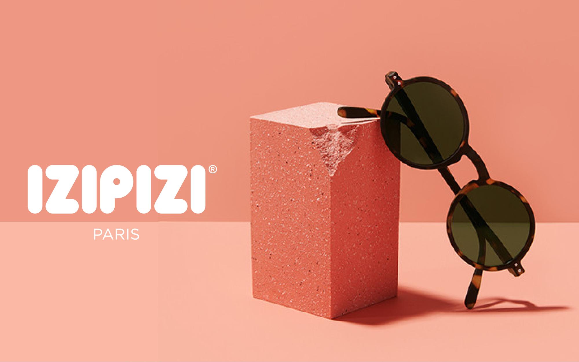 IZIPIZI 來自法國最有個性的時尚太陽眼鏡