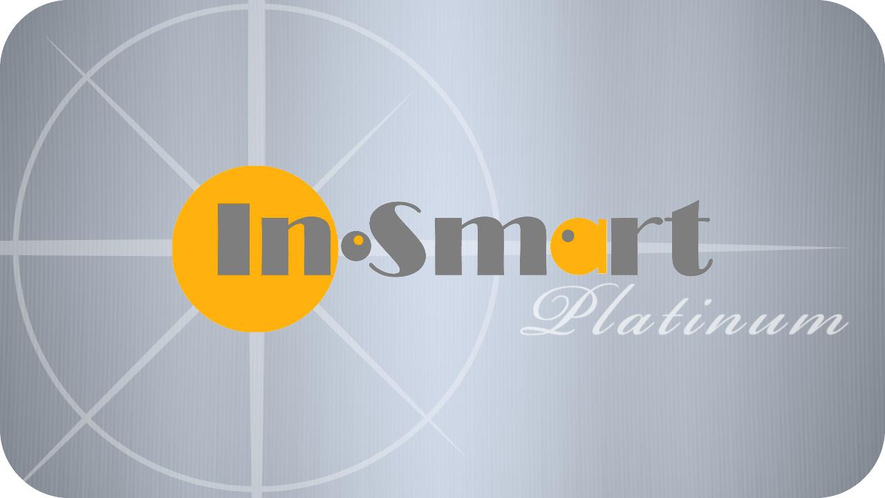 In-Smart 白金卡會籍(12個月效)