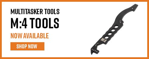 pts steel shop,multitasker tools,M4 tools,