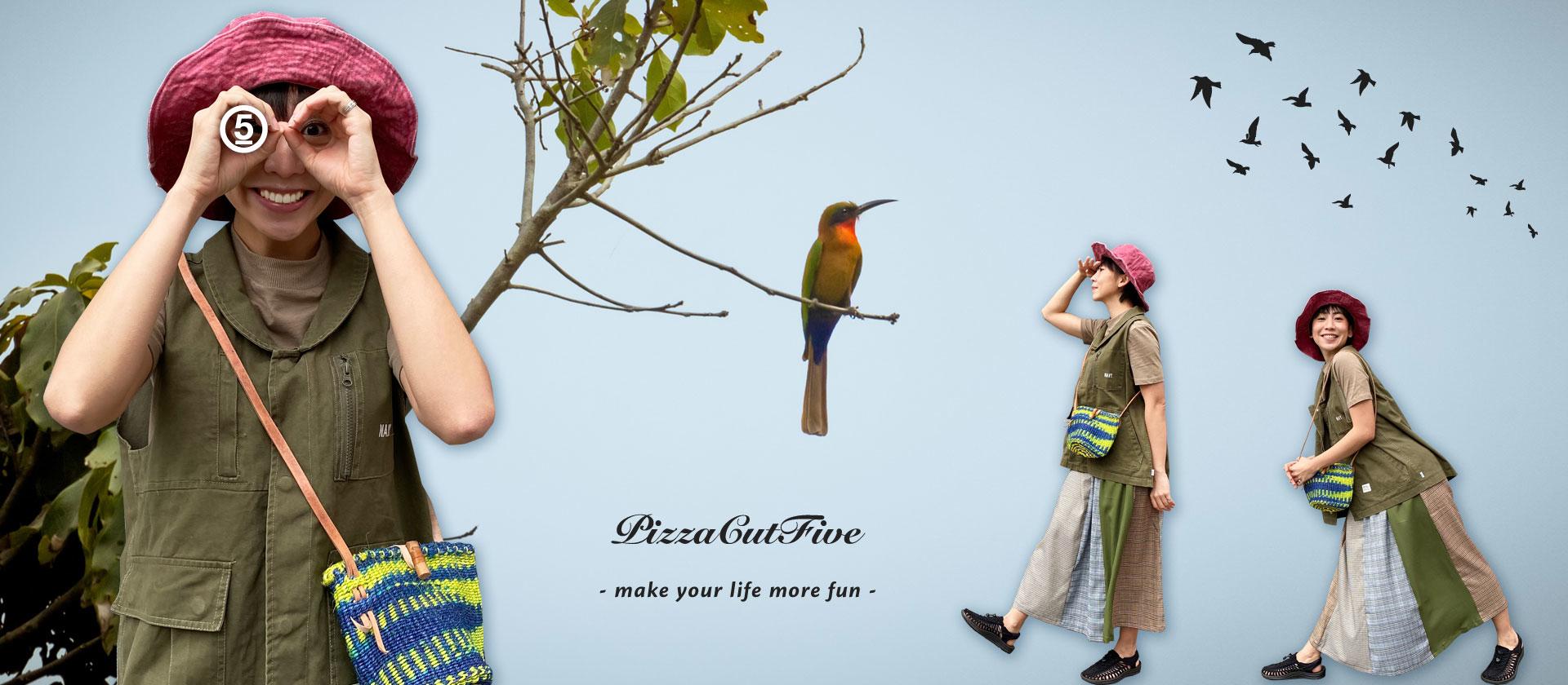 PizzaCutFive