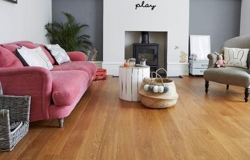 Home Furnishings : Laminated Flooring