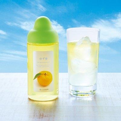 清爽風味柚子蜜碳酸水