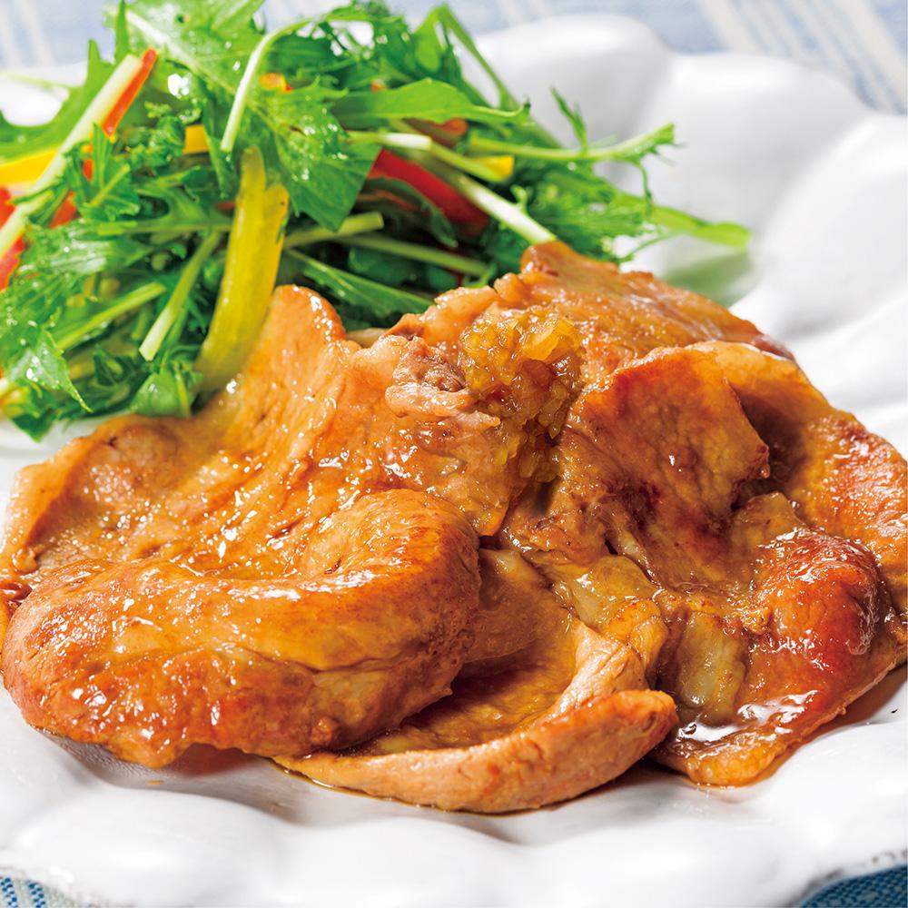 日式薑汁豬肉