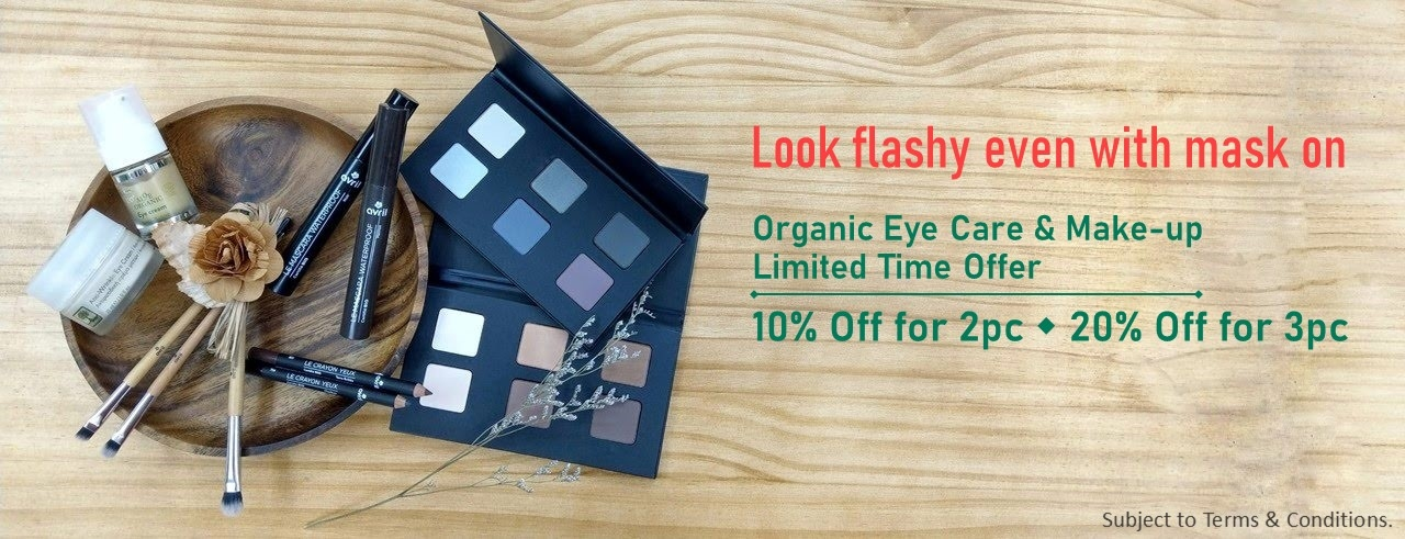 organic eye care, organic eye make-up, certified organic, Estival Life, Avril, BIOselect, organic make-up, organic skincare