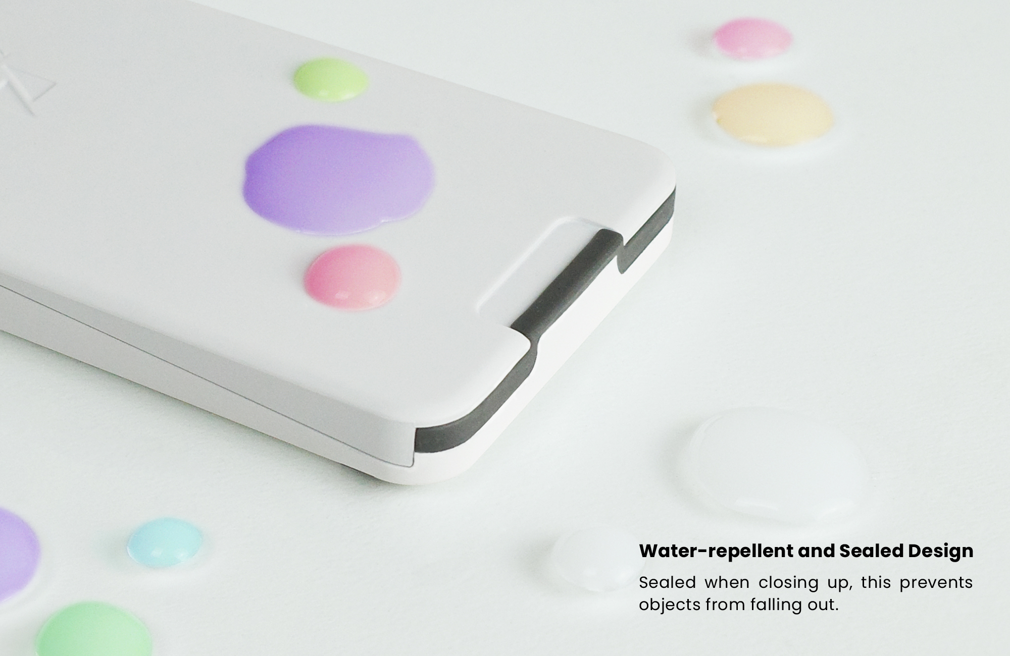 ZENLET The Wallet Limited|Water-repellent