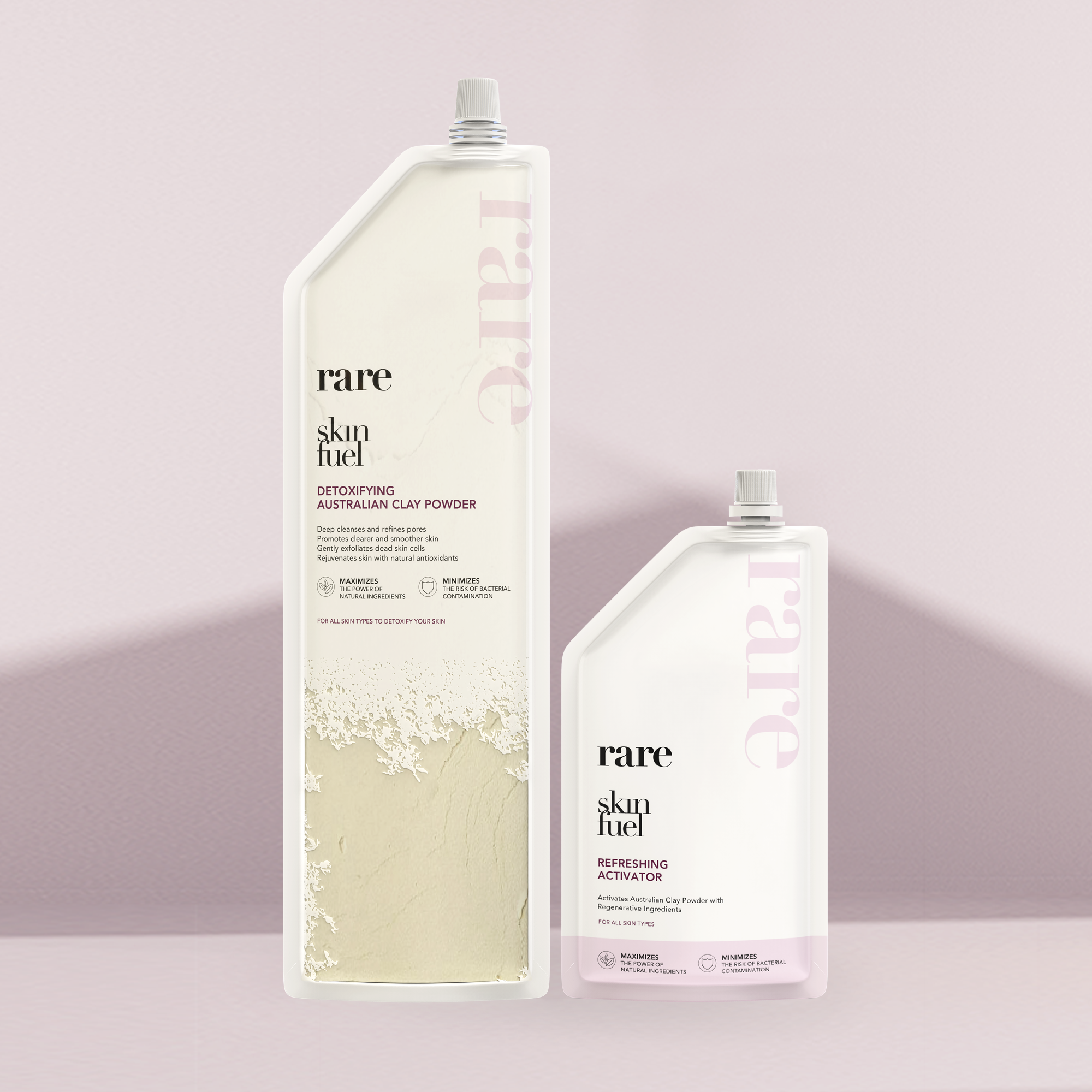 Detoxifying Australian Clay-RARE SkinFuel