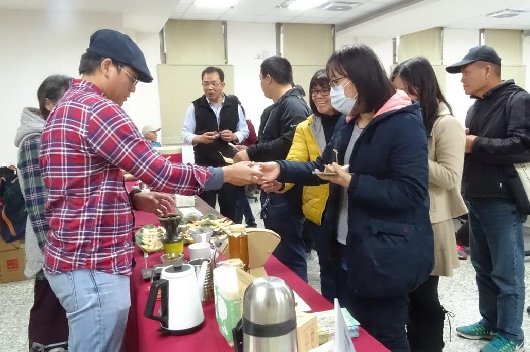 台東稻米、茶、咖啡,今昔與產業創新講座