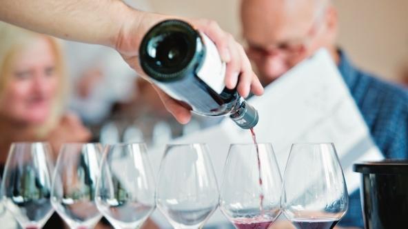 Reisling 2015 Germany Wine Tasting Event