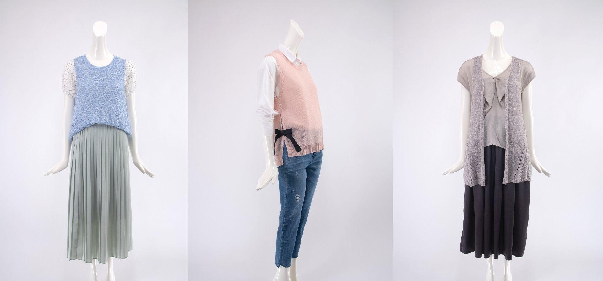 台灣製針織背心目錄 O-LIWAY 女裝品牌