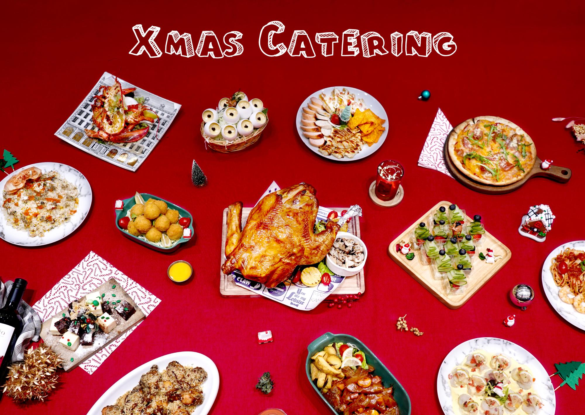 聖誕節到會服務推介|提供多款聖誕到會套餐外賣運送至全港,我們亦可特地為企業或私人派對制作特定聖誕節餐單,務求滿足各類派對到會的需求。歡迎聯絡我們查詢!