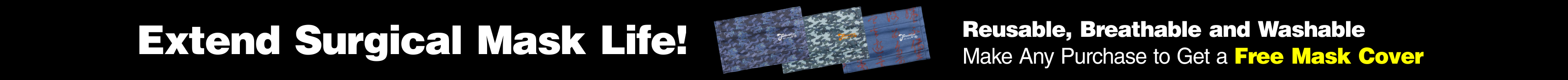 mask cover, extend surgical mask life, freebie, Taiwanize