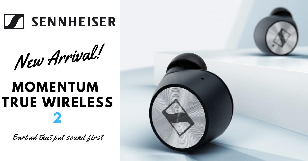 Sennheiser Momentum 2, True Wireless